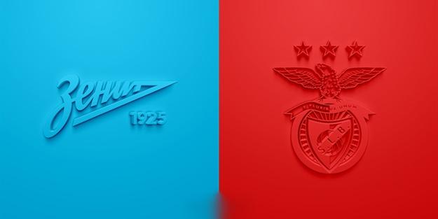Zenit Benfica Şampiyonlar Ligi maçı ne zaman saat kaçta hangi kanalda?