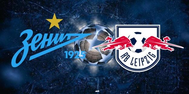 Zenit Leipzig maçı ne zaman saat kaçta hangi kanalda?