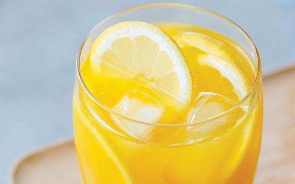 Zerdeçal ve limonun uyumu karşısında çok şaşıracaksınız!