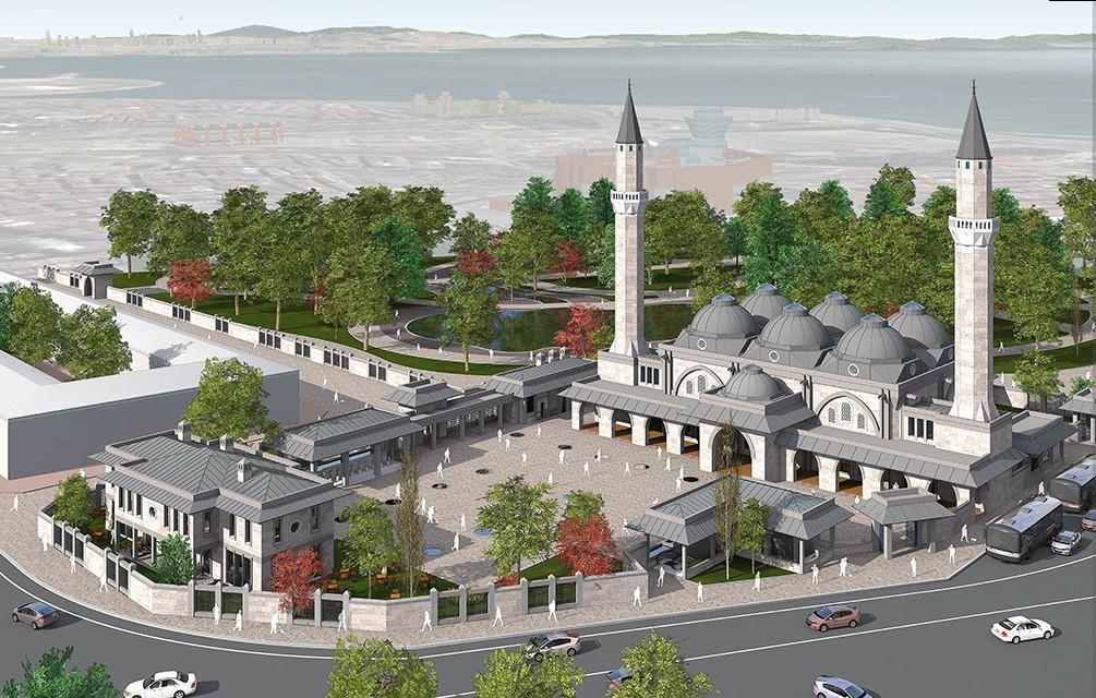 Zeytinburnu, Millet Camii'ne yakında kavuşacak