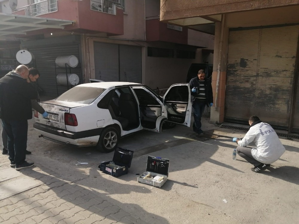 Zeytinyağı hırsızı polislerin dikkati sayesinde yakalandı