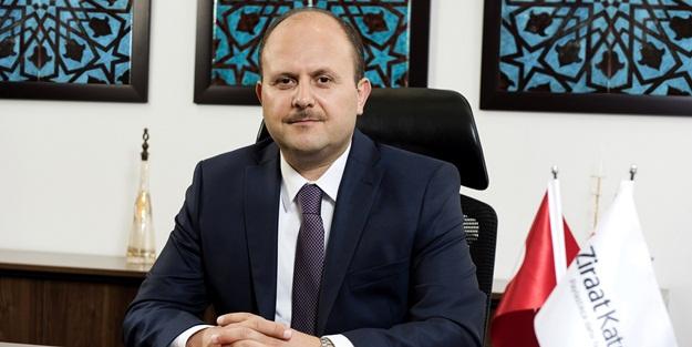 Ziraat Katılım Genel Müdürü Metin Özdemir 2019 Yılı Finansal Verilerine ilişkin açıklamalarda bulundu