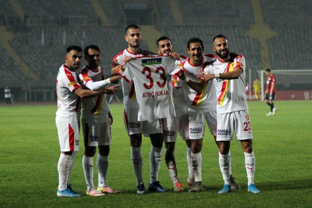 Ziraat Türkiye Kupası: Göztepe: 2 - Fatih Karagümrük: 1