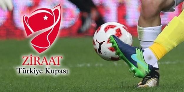 Ziraat Türkiye Kupası maçları ne zaman? Ziraat Türkiye Kupası 5. Tur maç programı
