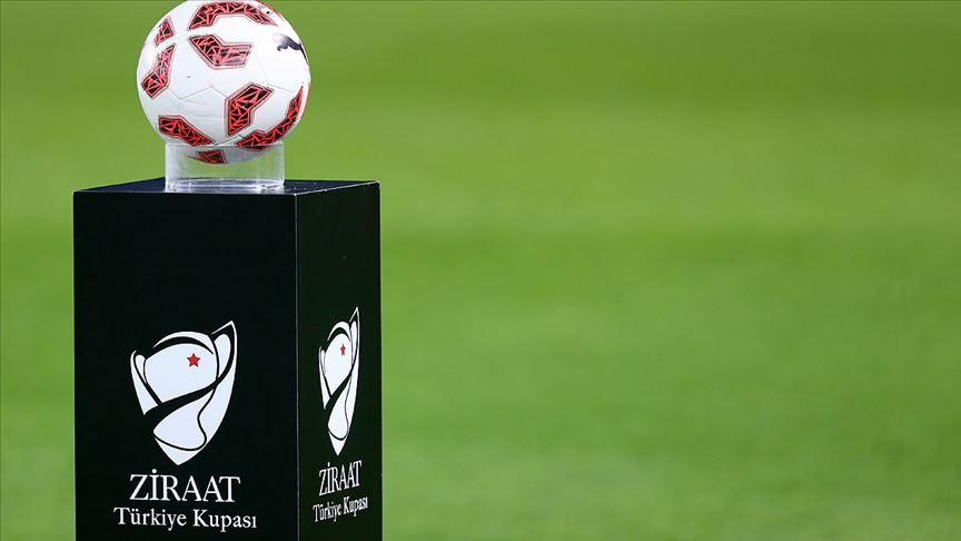 Ziraat Türkiye Kupası'nda 4. tur başlayacak