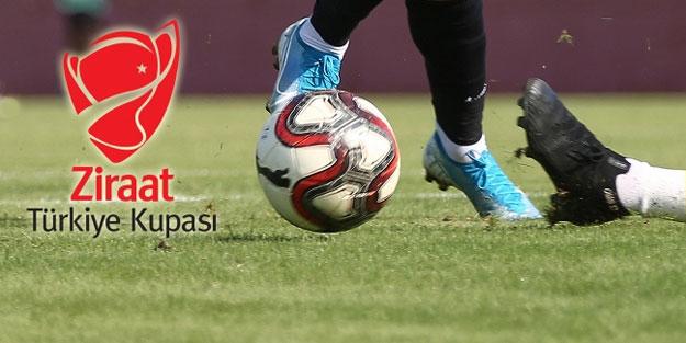 Ziraat Türkiye Kupası'nda 5. tur eşleşmeleri belli oldu
