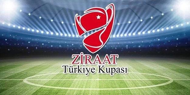 Ziraat Türkiye Kupası'nda günün programı! Bugün hangi maçlar var?