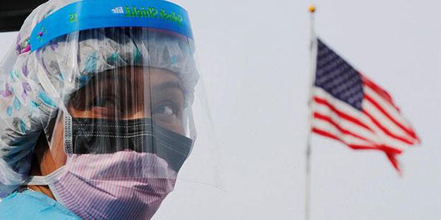 Zirveye oturan ABD'de koronavirüs bilançosu ağırlaşıyor! Ölümler arttı, ekonomi durma noktasına geldi