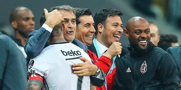 Zirveyi bırakmıyor! Beşiktaş'tan bu sezon bir ilk