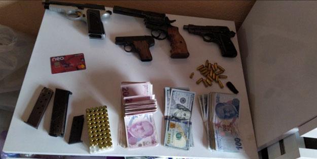 Zonguldak merkezli tefecilik operasyonu: Gözaltılar var