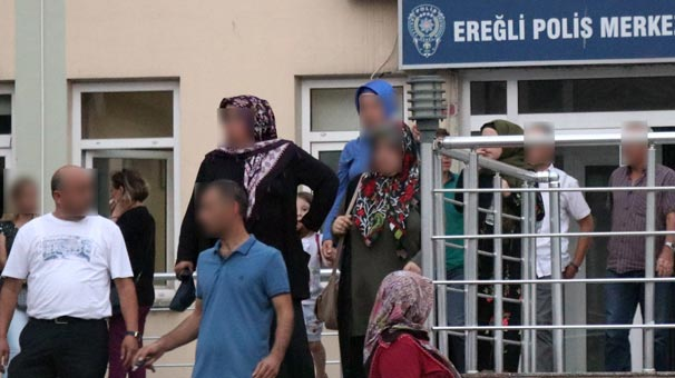 Zonguldak'ta kanalizasyonda bulunan bebeğin annesi tespit edildi