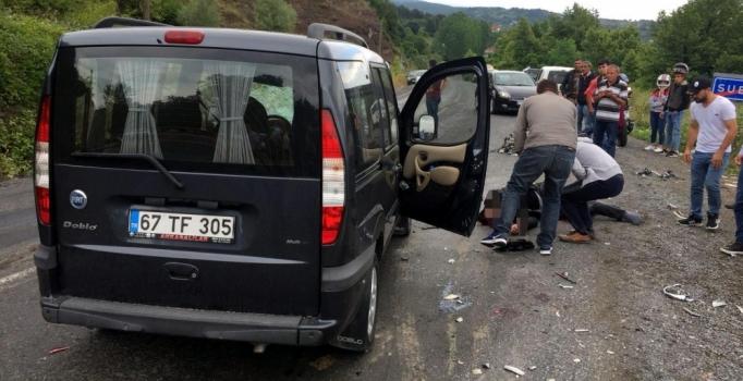 Zonguldak'ta korkunç kaza: Ölü ve yaralılar var