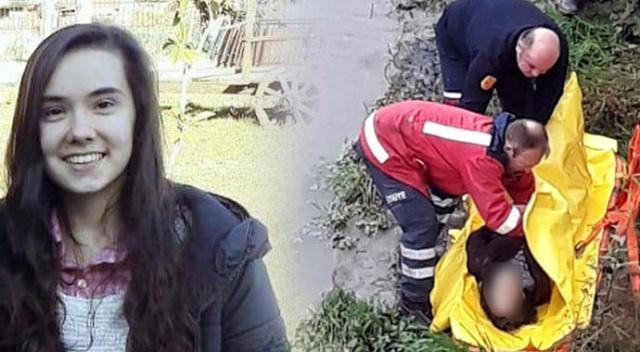 Zonguldak'ta liseli Sedanur, dere kenarında ölü bulundu