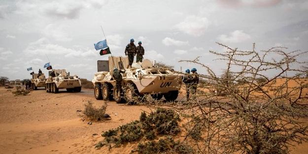 Zor bölgelerde istihbarat toplayacaklar! 300 kişilik askeri birlik gönderdiler