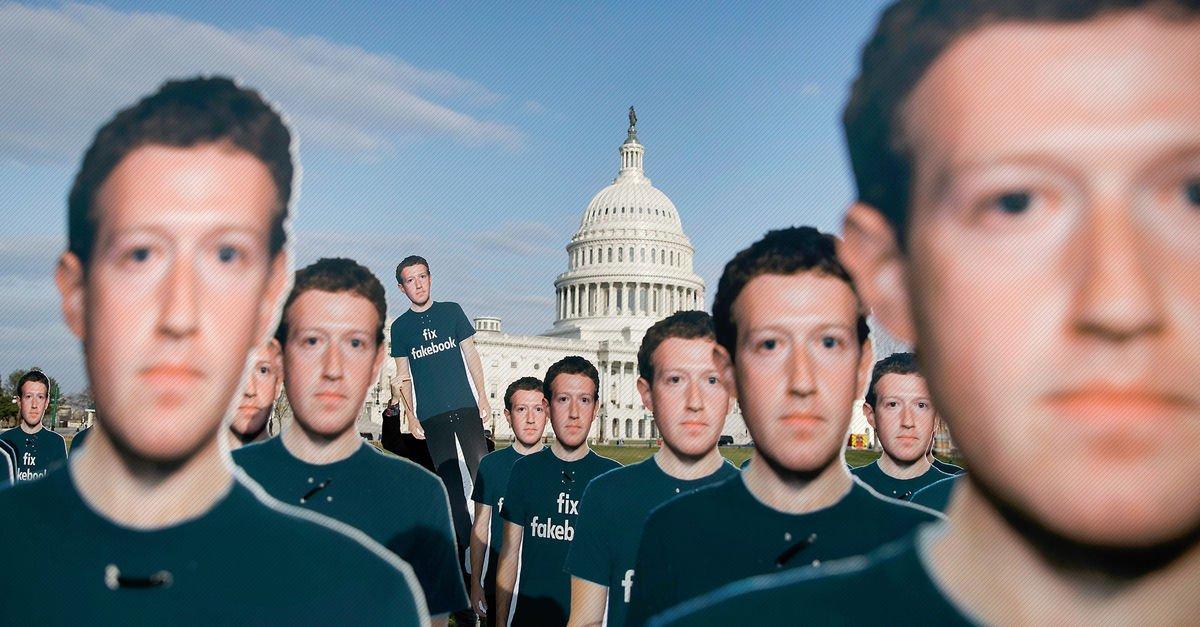 'Zuckerberg annenizden çok şey biliyor'