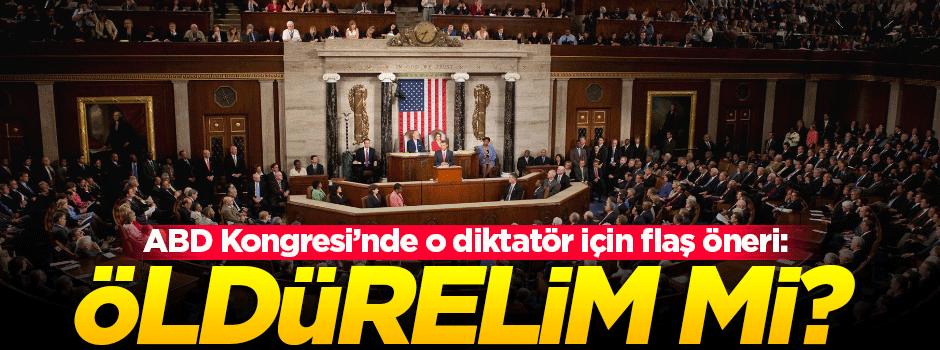 ABD Kongresi: Esed'e suikast düzenleyelim mi?
