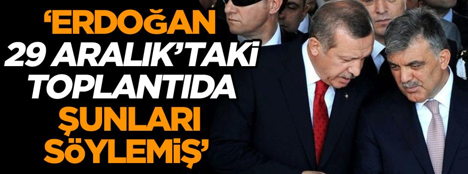 Abdullah Gül muhalefetin adayı olmak için göz kırpıyor