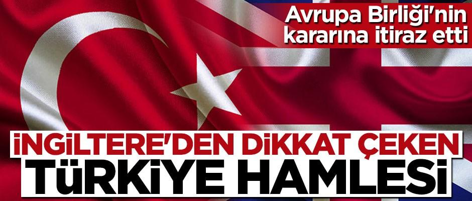 AB'nin Türkiye hamlesine İngiltere'den engel