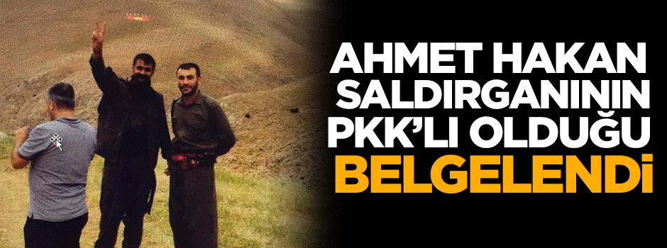 Ahmet Hakan'a saldıranın PKK'lı olduğu belirlendi