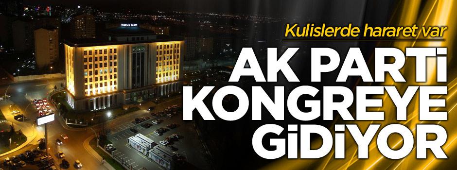 'AK Parti kongreye gidiyor' iddiası
