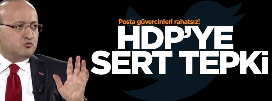 Akdoğan'dan İmralı Heyeti'ne jet cevap