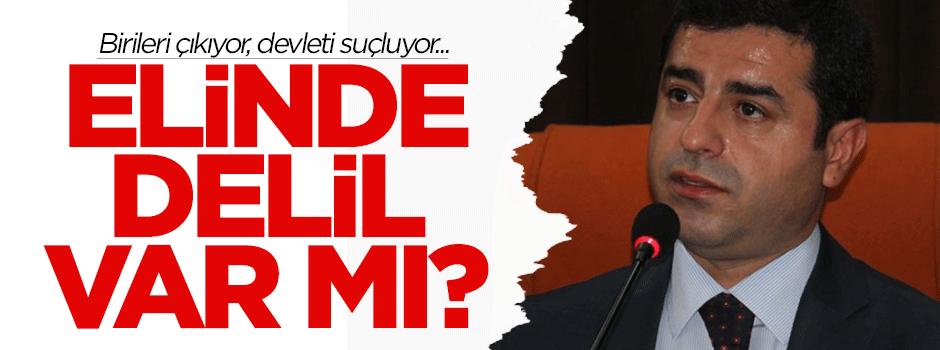 Akdoğan'dan Demirtaş'a sert çıkış