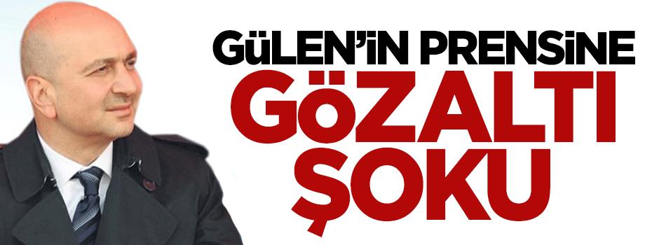 Gülen'in prensi Akın İpek'e şok haber