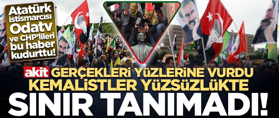 Akit Gerçekleri Yüzlerine Vurdu Atatürk Istismarcısı Kemalistler