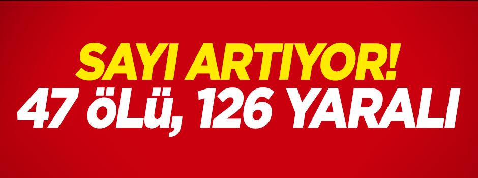 Ankara'daki patlamada ölü sayısı yükseldi!