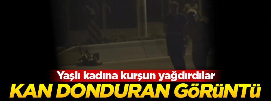 Ankara'da darbecilere direnenler böyle vuruldu!
