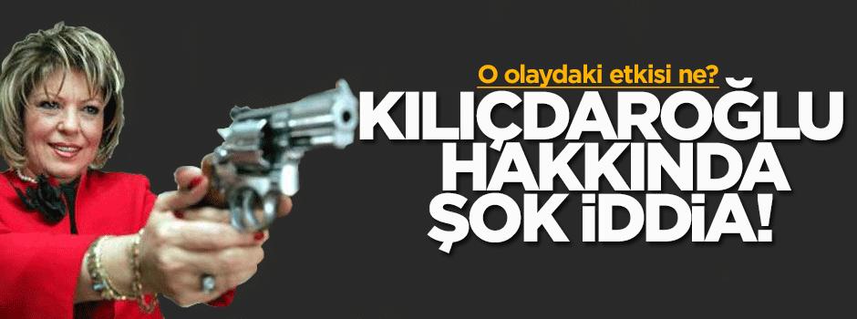 Canan Arıtman'dan şok Kılıçdaroğlu iddiası