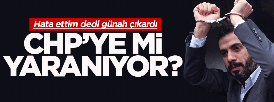 Baransu, CHP'ye yaranmaya çalıştı