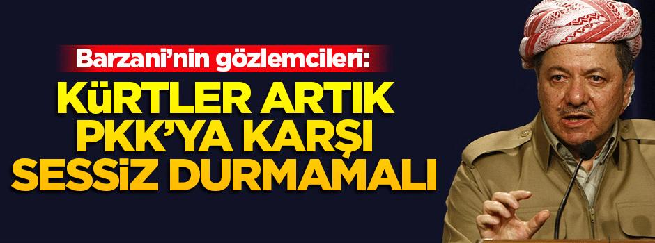 Barzani hükümetinden PKK'ya sert eleştiri