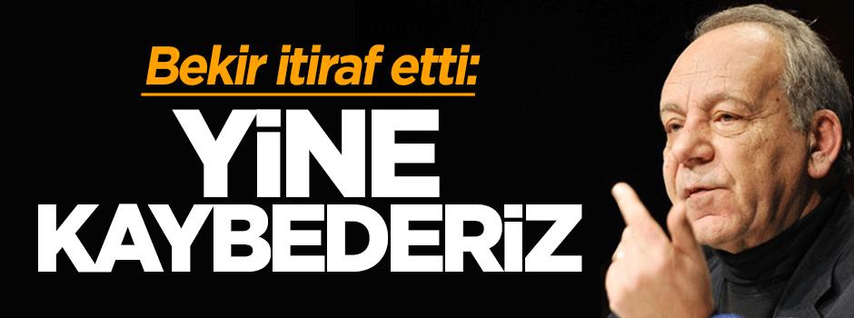 Bekir Coşkun Kılıçdaroğlu'na çaktı