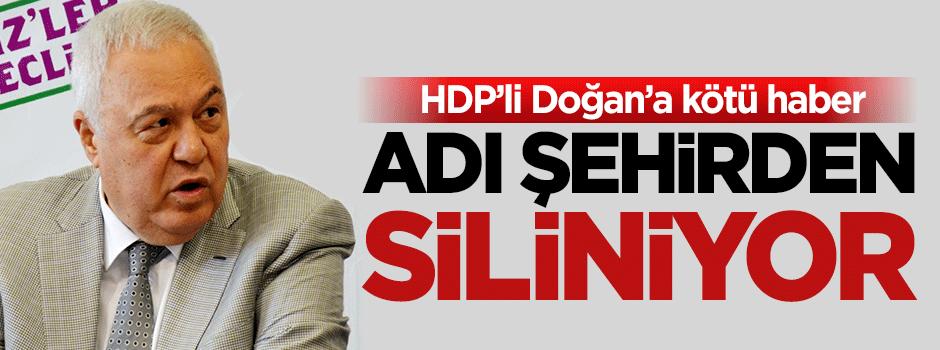 Celal Doğan'ın adı Gaziantep'ten siliniyor