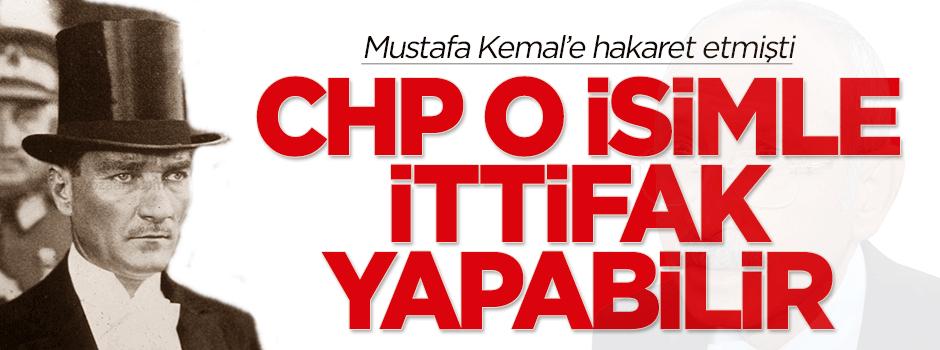CHP ittifak mı yapacak?