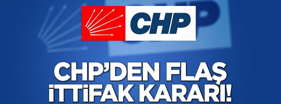 CHP'den Kılıçdaroğlu'na ittifak yetkisi!