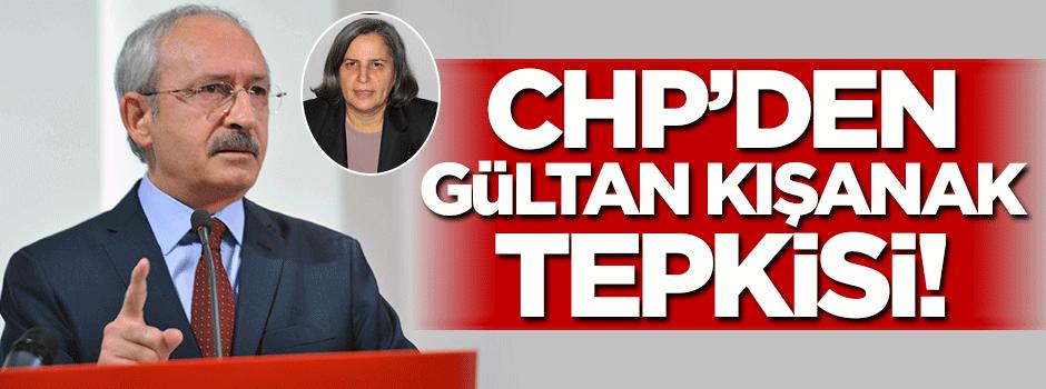 CHP'den Gültan Kışanak tepkisi!