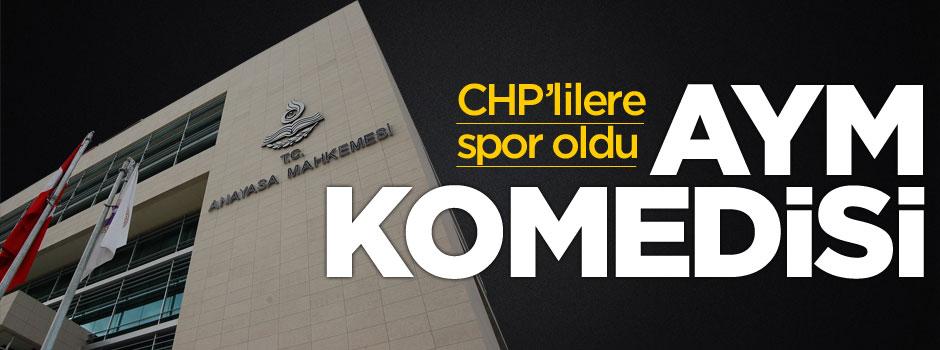 CHP'nin başvurusunun geçersiz olduğu ortaya çıktı