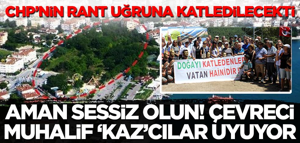 CHP'nin katletmek istediği alan halka açıldı