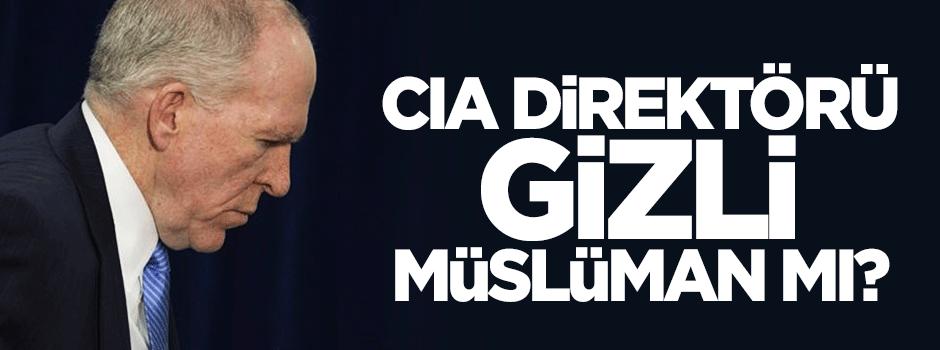 CIA direktörü gizli Müslüman mı?