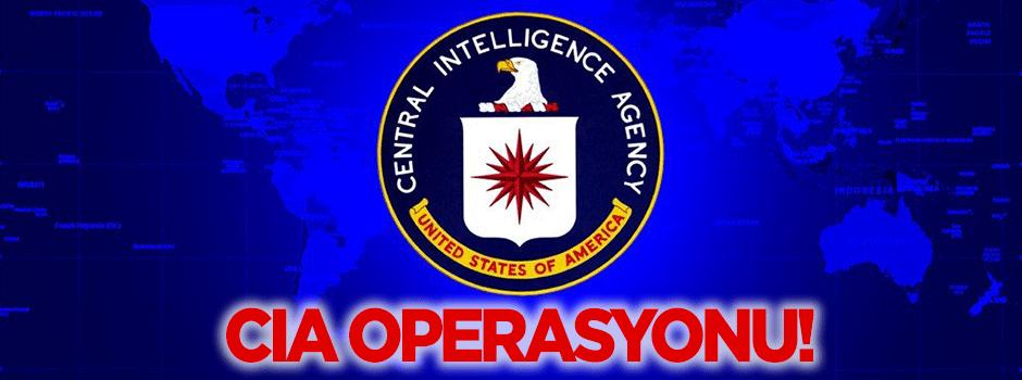 CIA operasyonu!