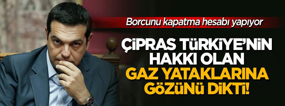 Çipras Türkiyənin haqqı olan qaz yataqlarına gözünü tikdi!
