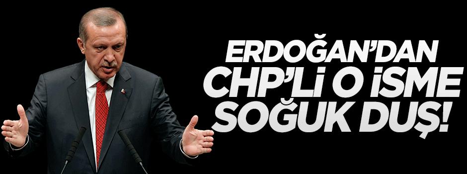 Erdoğan'dan CHP'li o isme dava!