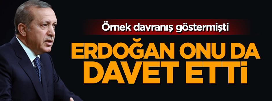 Türkiye onu konuşmuştu, Erdoğan davet etti
