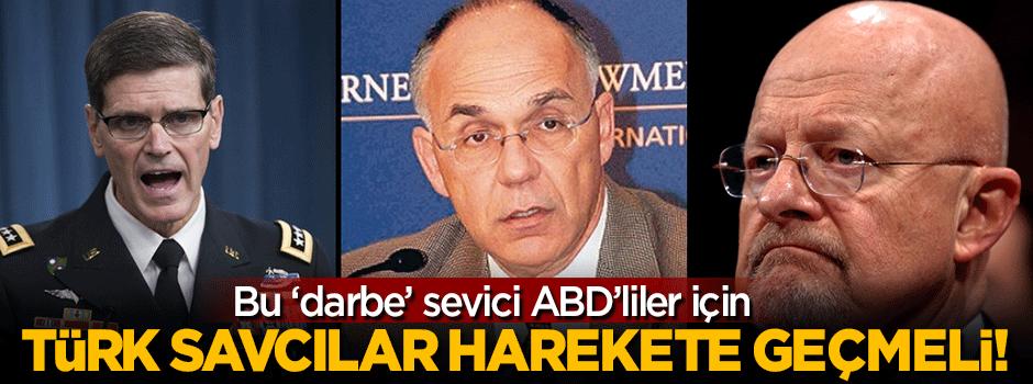 Darbeci ABD'liler için Türk savcılar harekete geçmeli
