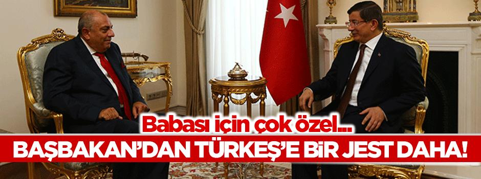 Davutoğlu'ndan Türkeş'e bir jest daha!