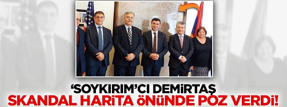 Demirtaş'ın 'Ermeni flörtü' belgelendi