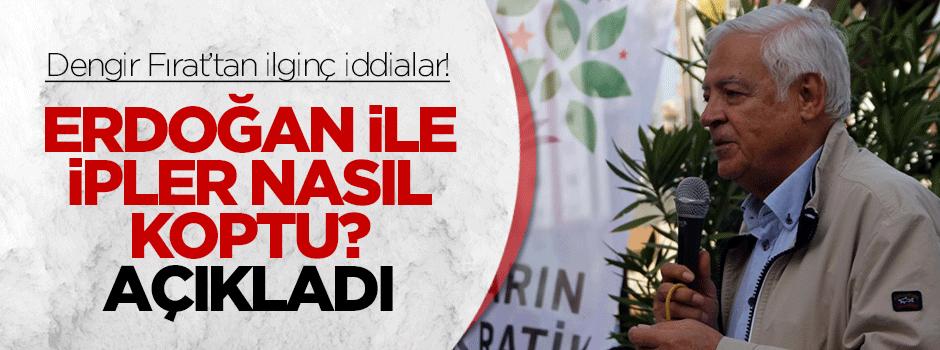 Erdoğan ile ipler nasıl koptu? Açıkladı