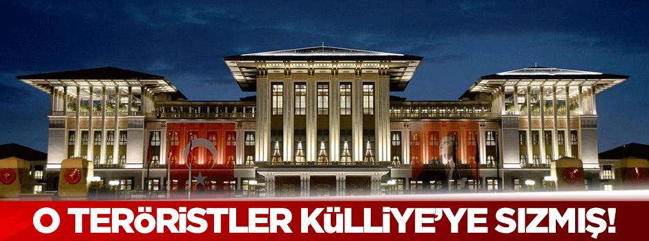 DHKP-C Cumhurbaşkanlığı Külliyesi'ne sızmış!